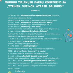 Mokinių konferencija